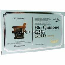 Bio-Quinone Q10 Gold Cap 100Mg 60'S