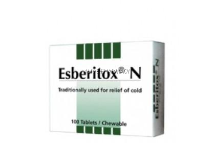 Esberitox-N Tablets - Box 100'S