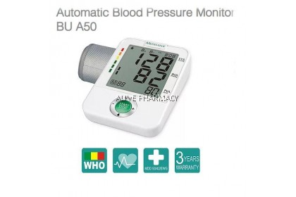 MEDISANA BUA50 Blood Pleasure Monitor (3 years warranty)