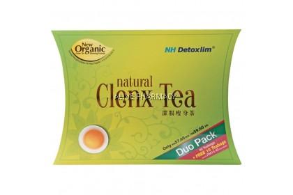 NH NATURAL DETOX CLENX TEA 40´S +10´S (for detox)