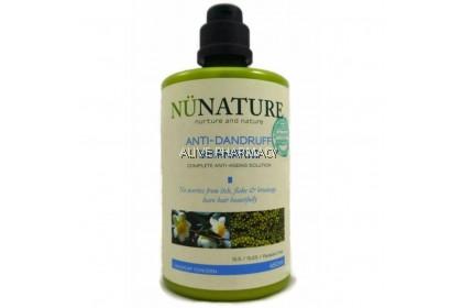 NUNATURE ANTI-DANDRUFF SHAMPOO 450ML