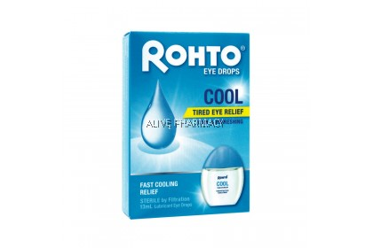 ROHTO COOL EYEDROP 13ML