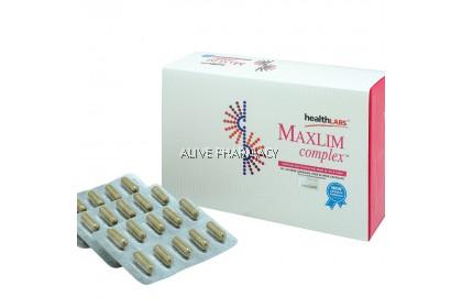 Healthlabs Maxlim Complex 60's X3