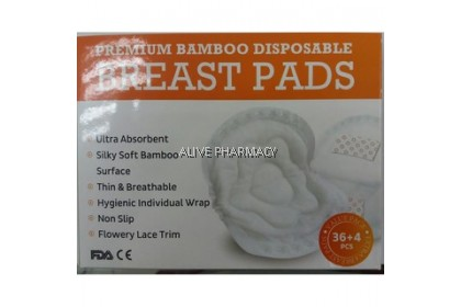 EVIN BREAST PADS 40PCS