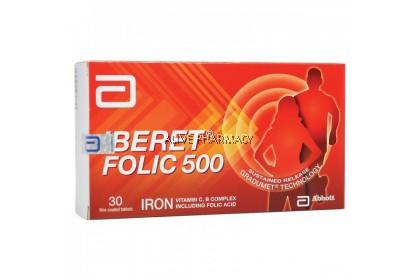 Iberet folic 30's