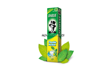Darlie Double Action MultiCare Toothpaste 40g X5 [TRAVEL PACK]