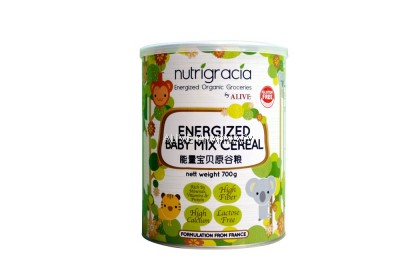 Nutrigracia Energized Baby Mix Cereal ( CAN ) 700g
