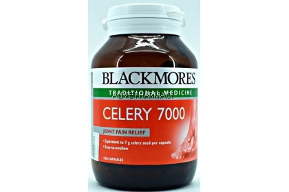 BLACKMORES CELERY 7000 CAPS 120'S