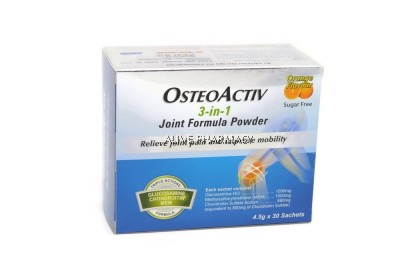 OSTEOACTIV 3IN1 JOINT FORMULA POWDER 30 SACHET