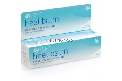 QV FEET HEEL BALM 50G