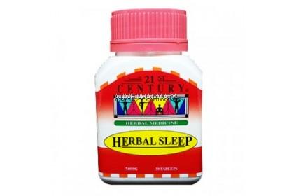 21ST HERBAL SLEEP 30S