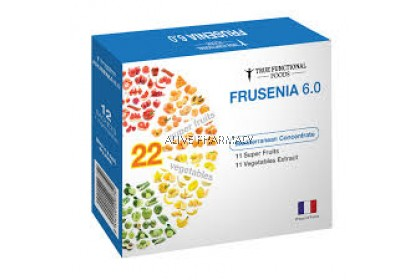 Frusinea 6.0 sachets x10gm x12 SACHETS (NEW PACKAGING)