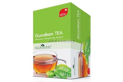 NUTRIHERBS GLUCOBAN TEA 3G 30'S