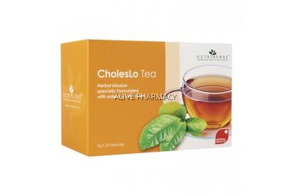 NUTRIHERBS CHOLESLO TEA 3G 30S
