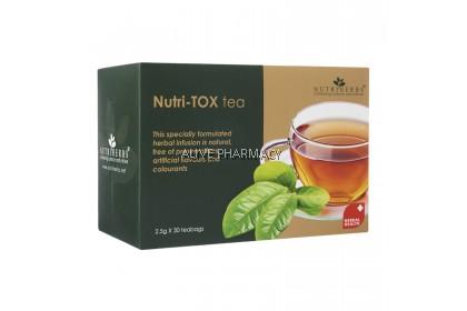 NUTRIHERBS NUTRI-TOX TEA 2.5 30G
