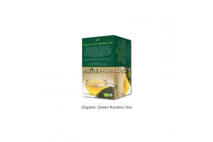 NUTRIHERBS GREEN ROOIBOS TEA 30'S