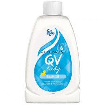 QV BABY BATH OIL 250ML