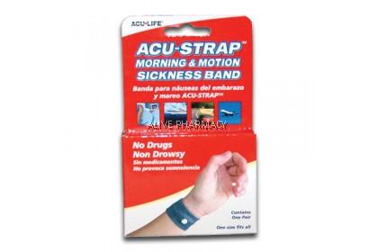 ACU-STRAP (Morning & Motion Sickness band)