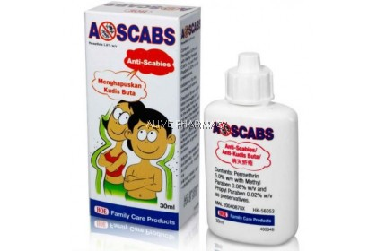 Ascabs Anti-Scabies Lotion (30ml)