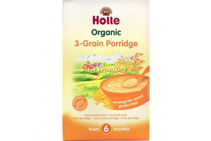 HOLLE CEREAL - 3 GRAIN 250G
