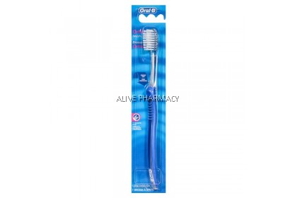 Oral B Toothbrush Braces Orthodontic Brush 1's