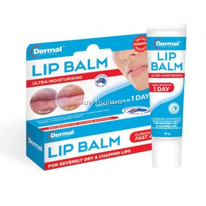 DERMAL THERAPHY LIP BALM 10G