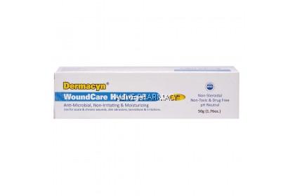 DERMACYN WOUND CARE HYDROGEL 50G