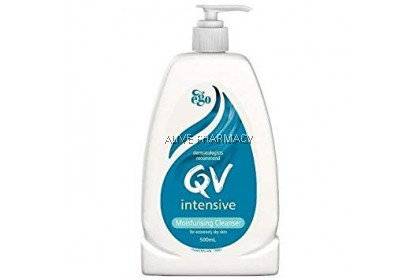 QV INTENSIVE MOISTURISING CLEANSER 500G
