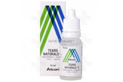 Alcon Tears Naturale II Artificial Tears (15ml)