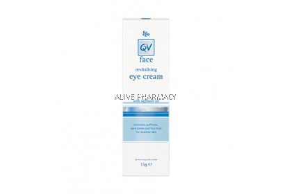 QV FACE EYE CREAM 15G