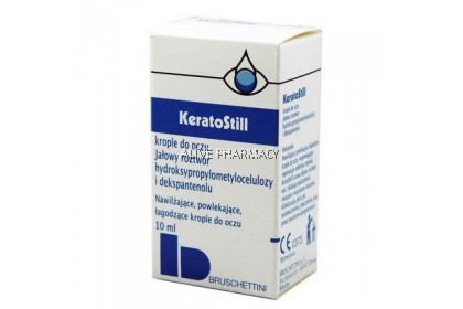 KERATOSTILL EYE DROPS 10ML