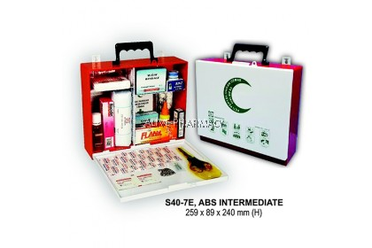 First Aid Kit Equipped (S40-7E)