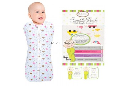 AUTUMNZ SWADDLE POUCH (NEW BORN)