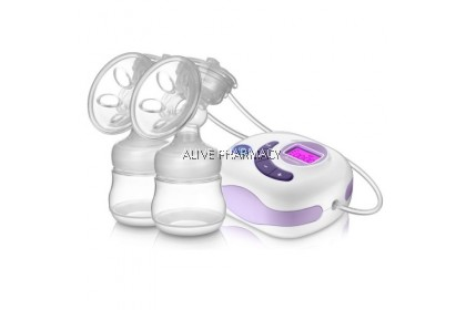 AUTUMNZ SERENE DOUBLE  ELECTRIC/MANUAL BREASTPUMP
