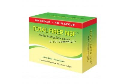 TOTAL FIBRE NSF 15 X 12G (no flavor)