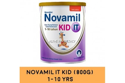 NOVAMIL KID IT 1-10 YEARS 800G