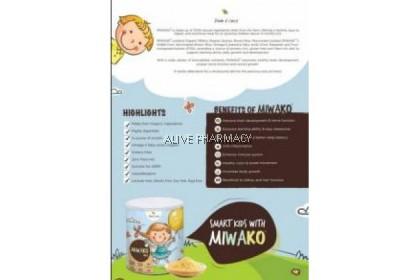 MIWAKO GRAIN MILK 700G (LACTOSE FREE, GLUTEN FREE)