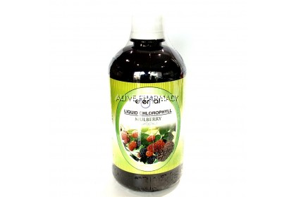 Eternal Liquid Chlorophyll Mulberry 500ml