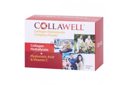 PROMO COLLAWELL 10G X 30'S