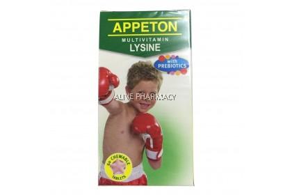 Appeton Multivitamin Lysine With Probiotics 60'S